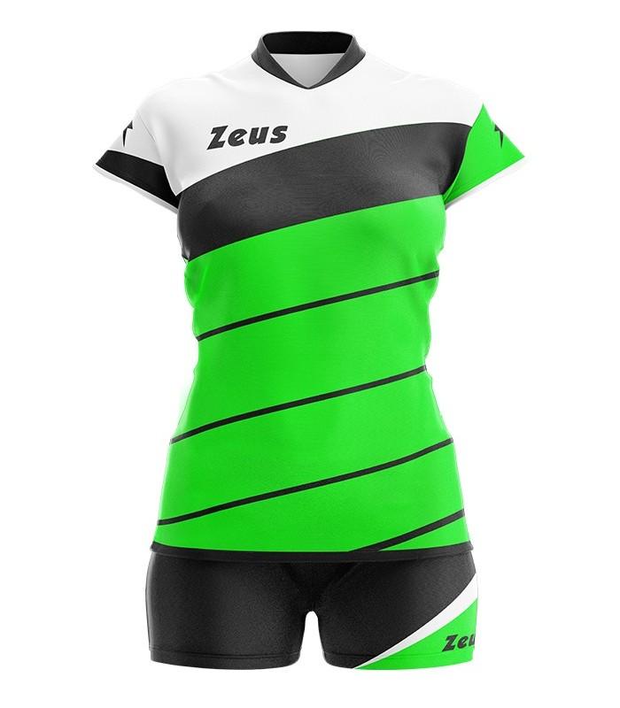 Zeus Kit Lybra woman green-black