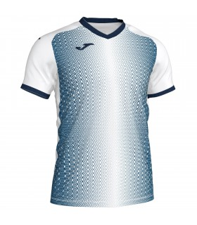 Joma Shirt Supernova White-Navy