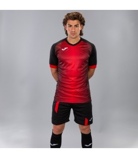 Joma Shirt Supernova Black-Red