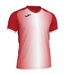 Joma Shirt Supernova Red-White