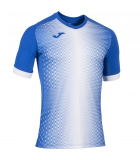 Joma Shirt Supernova Royal-White